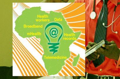 Health professionals compete for AfDB eHealth award