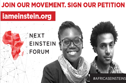 Next Einstein Forum launches global call for a new era in science and technology in Africa