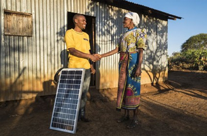 Community champions inspiring local entrepreneurs in Tanzania's newly electrified villages