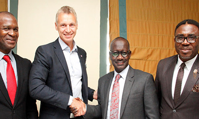 Ericsson and Galaxy Backbone partner to transform public services in Nigeria