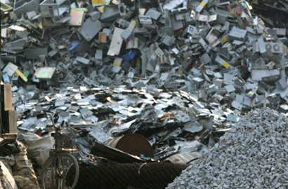 Lack of policy hinders e-waste management