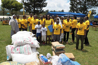 MTN Foundation supports Saint Joseph's Home