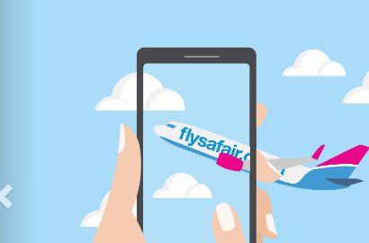 FlySafair passengers can now receive their boarding passes via WhatsApp