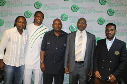 Glo mobilises nationwide support for Super Eagles' World Cup drive