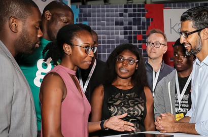 Google to train 10 million people in online skills in Africa