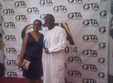 Sowah bows out of Ghana telecoms with Best CEO Award in hand