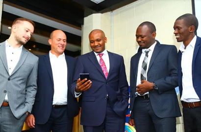 HF Group launches Kenya's first WhatsApp banking solution