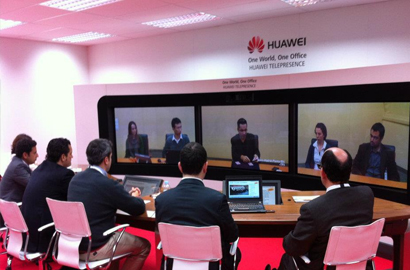 Huawei predicts steady growth