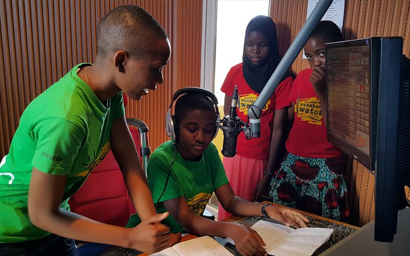 Youth Innovate for SDGs contest will award one young African with $750