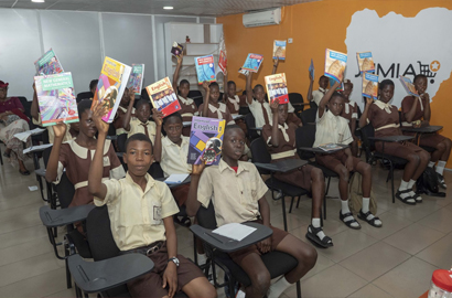 Jumia Enhances Students' Access to Quality Education through Its Education-focused CSR Project