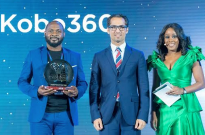 "Kobo360 adjudged ""Disrupter of the Year"" at Africa CEO Forum Awards in Rwanda"