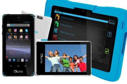 Techno Source unveils Kurio line of Android devices for kids