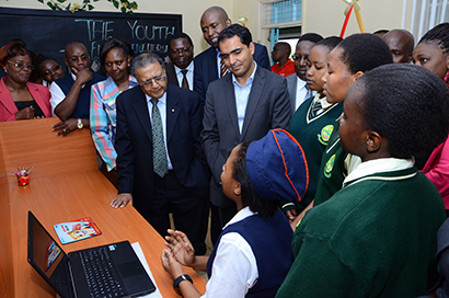 Airtel supports 41 schools in the LEAP Hubs programme