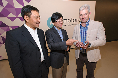 Lenovo completes acquisition of Motorola Mobility from Google