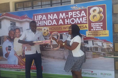 Safaricom names third winner in Lipa Na M-PESA competition