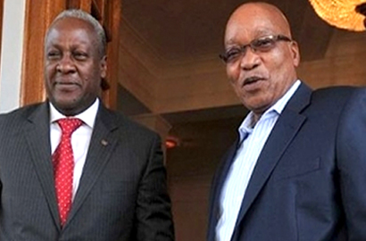 Ghana, SA sign cooperation agreements