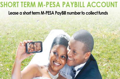 M-PESA launches Pay Bill account