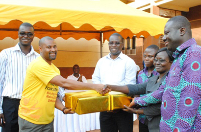 MTN Ghana Foundation invests more in local communities