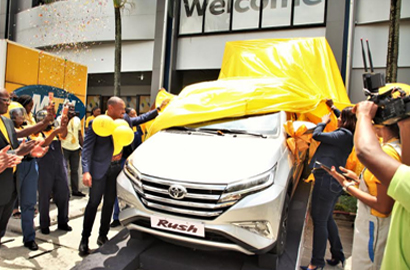 MTN Cameroon celebrates with its subscribers