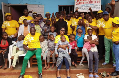 MTN Cameroon employees launch annual YelloCare programme