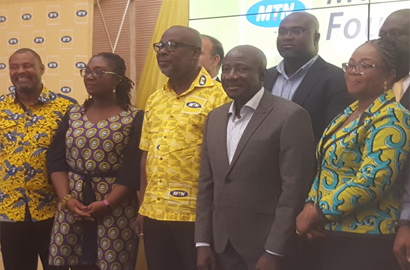 MTN Ghana Foundation invests USD$13 million over 10 years to impact lives