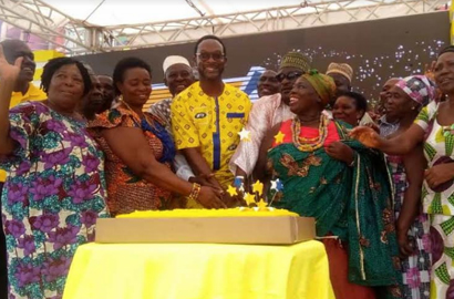 MTN Ghana celebrates 10 years of MoMo