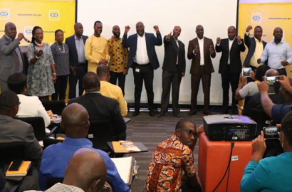 MTN Ghana adopts 2019 as the 'Year of the Customer'