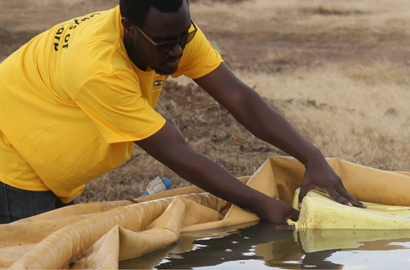 MTN ends group-wide employee volunteerism programme on a high note