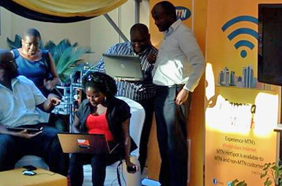 MTN Uganda Hotspots now available to all