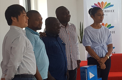 Multichoice, Samsung Ghana thrill customers with decoder, free viewing