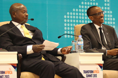 President Museveni: ICT 'must be integrated into transformation'