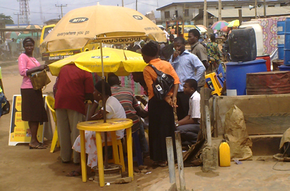 Last-minute rush for Nigerian SIM reg