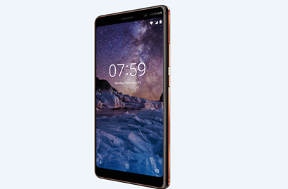Nokia 7 plus wins Consumer Smartphone of the Year at EISA Awards 2018