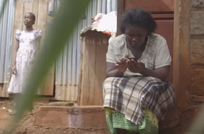 African women use mobile internet more heavily than men