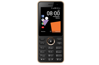 Orange launches Sanza, the phone which democratises access to Internet in Africa