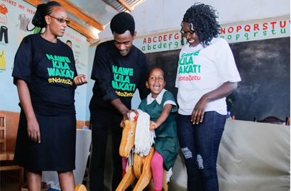 Safaricom Foundation, CBM Kenya launch next phase of 'Wezesha Elimu' programme