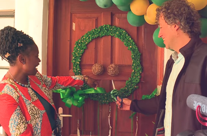 SA designer wins second apartment in M-PESA promo