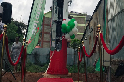 Safaricom trials new base stations for urban areas