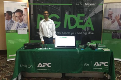 Schneider Electric supports ICT conference in Zimbabwe