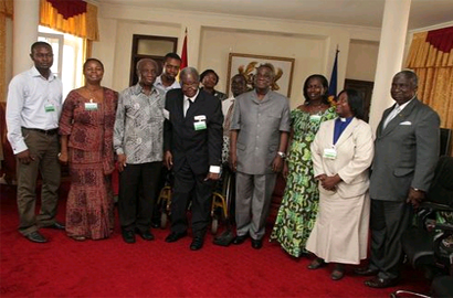 Ghana pledges more support for science and technology