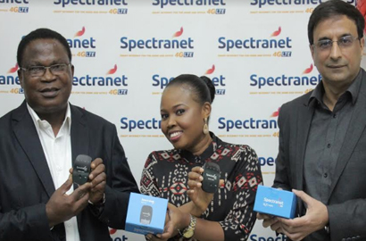 "Spectranet launches ""EVO"" MiFi to celebrate Valentine's Day"
