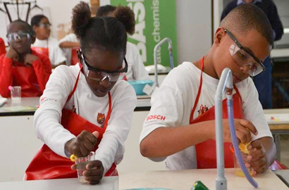 Science week prepares youth for STEM-related future careers
