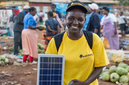 Greenlight Planet creates jobs for more than 2000 women in rural Kenya
