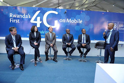 Tigo Rwanda offers customers 4G internet on all enabled smartphones