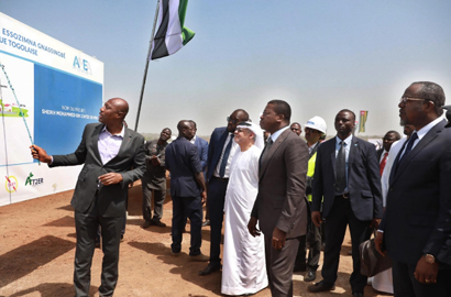 Togo Breaks Ground on West Africa's Largest Solar Photovoltaic (PV) Project