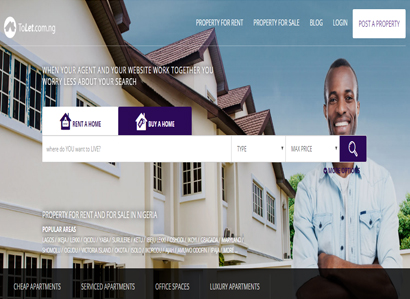 ToLet.com.ng raises $1.2m amid economic recession