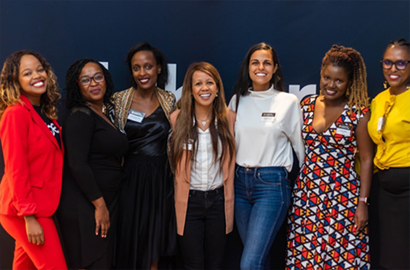 Uber Hosts Inaugural Women In Tech Event