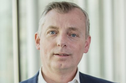 Ulf Ewaldsson, Ericsson's Chief Strategy and Technology Officer