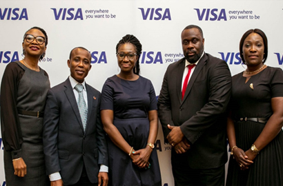 Visa partners Ghanaian banks to make payments easy and secure on mobile