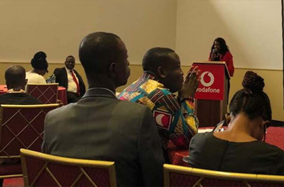 Vodafone adjudged overall Best Mobile Network in Ghana